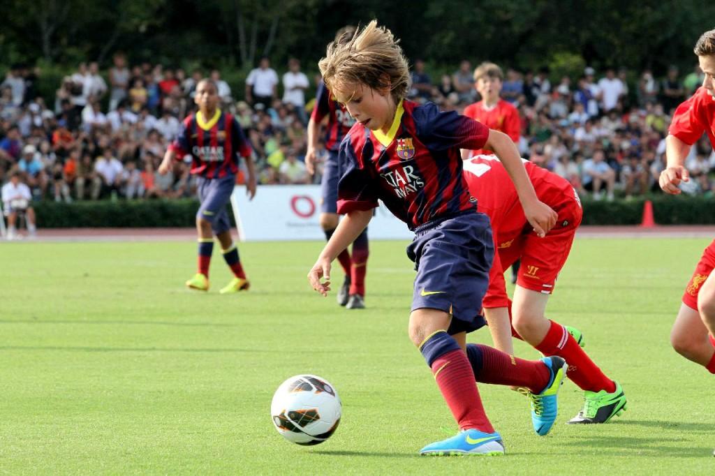 ジュニアサッカーワールドチャレンジ