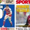 2017年6月27日(火)のバルセロナスポーツ紙:デウロフェウは呼び戻す