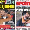 2017年7月01日(土)のバルセロナスポーツ紙:メッシとアントの結婚式に沸く
