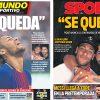 2017年7月24日(月)のバルセロナスポーツ紙:ネイマールは残る