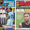 2017年7月27日(木)のバルセロナスポーツ紙:ネイマールは試合で語り・・・
