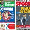 2017年8月24日(木)のバルセロナスポーツ紙:うんざり移籍話は続く…