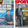 2017年9月05日(火)のバルセロナスポーツ紙:心配無用と語るバルト会長