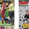 2017年9月29日(金)のバルセロナスポーツ紙:メッシ、メッシ