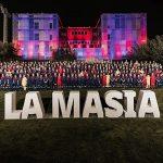 バルサの誇り、ラ・マシアの若者たち340名集結