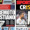 2017年6月17日(土)のバルセロナスポーツ紙:クリスティアノは去る