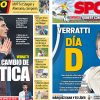 2017年7月03日(月)のバルセロナスポーツ紙:ベラッティ、パリへ向かう