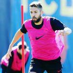 ジョルディ・アルバ「今のチームに楽観的」