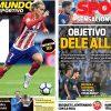 2017年10月09日(月)のバルセロナスポーツ紙:グリエスマンとかデレ・アッリとか