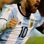 メッシ「アルゼンチンがW杯に行かないなんて、クレイジーだった」