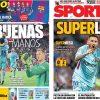 2017年10月29日(日)のバルセロナスポーツ紙:メッシ様、ステーゲン様