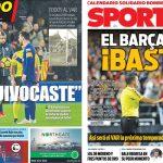 2017年11月28日(火)のバルセロナスポーツ紙:バルサはビデオ審判を求める