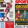 2017年12月13日(水)のバルセロナスポーツ紙:コウチーニョ成約へ急ぐ