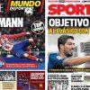 2017年12月17日(日)のバルセロナスポーツ紙:マドリーと勝点11差でクラシコを迎えるぞ