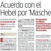 マスチェラーノ移籍でバルサと河北幸福が合意か