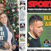 2017年12月27日(水)のバルセロナスポーツ紙:パウリーニョとアルトゥール