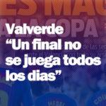バルベルデ「第一試合で良い結果を出すのが基本」:バレンシア戦前日会見