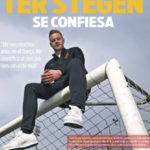 テル・ステーゲン「GKになったのは、人生最高の決断」