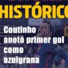 コウチーニョ、5年連続コパ決勝進出に導く初ゴール