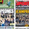 2018年2月19日(月)のバルセロナスポーツ紙:バルサバスケ部、国王杯制覇!