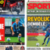 2018年2月23日(金)のバルセロナスポーツ紙:アルトゥール獲得近し