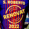 セルジ・ロベルト「バルサで成功したいなら、闘い続けて」