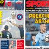 2018年3月07日(水)のバルセロナスポーツ紙:アルトゥール合意に近づき、PSG散る