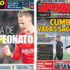 2018年4月17日(火)のバルセロナスポーツ紙: リーガ優勝への関門バライードス