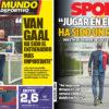 2018年5月11日(金)のバルセロナスポーツ紙:イニエスタがバルサ時代を振り返る