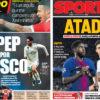 2018年5月25日(金)のバルセロナスポーツ紙:補強のウワサ話