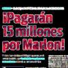 マルロン、1,500万ユーロでウエストハム移籍か