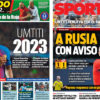 2018年6月04日(月)のバルセロナスポーツ紙:ウンティティと契約更新!
