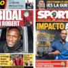2018年6月08日(金)のバルセロナスポーツ紙:アビダル強化部長 誕生!