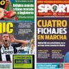 2018年6月19日(火)のバルセロナスポーツ紙:バルサの補強が「進行中」