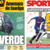 2018年8月23日(木)のバルセロナスポーツ紙:引き続きラキティッチとバルベルデ