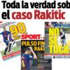 ラキティッチ残留宣言と、クラブに物申したバルベルデ「私たちは選手で商売をするためにいるんじゃない」