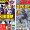 2018年9月16日(日)のバルセロナスポーツ紙:アノエタ攻略、単独首位!