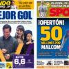 2018年10月19日(金)のバルセロナスポーツ紙:心優しきメッシとマルコム