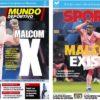 2018年11月07日(水)のバルセロナスポーツ紙:まさかのマルコム