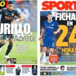 2018年12月20日(木)のバルセロナスポーツ紙:セントラル補強目前