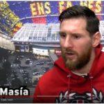 メッシ、再びラ・マシアに賭けることの重要さを説く