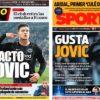 2019年2月12日(火)のバルセロナスポーツ紙:ヨビッチに関心
