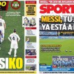 2019年2月27日(水)のバルセロナスポーツ紙:いざ、コパクラシコ@ベルナベウ