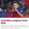ジョルディ・アルバ 2024!:で、控えはどうする