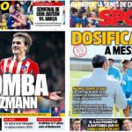 2019年3月28日(木)のバルセロナスポーツ紙:バルサ女子、CL準決勝へ!