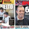 2019年4月25日(木)のバルセロナスポーツ紙:サンドロ・ロセイに無罪判決
