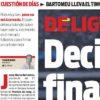 デ・リフトは、クレが期待するほどバルサ移籍に近くない(かも)