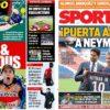 2019年6月17日(月)のバルセロナスポーツ紙:ワイルドなスピードとネイマール