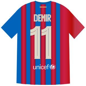 11番 デミル