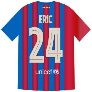 24番 エリック・ガルシア
